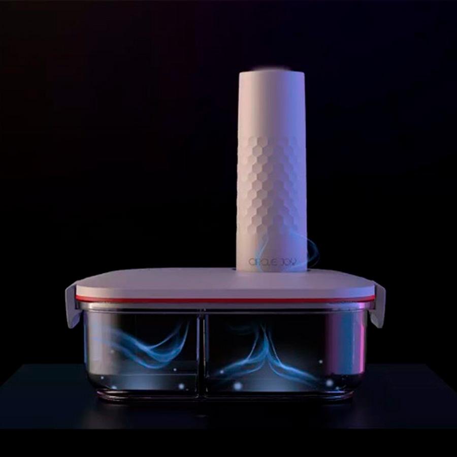Circle Joy vacuum container with electric vacuum pump (1.0L)